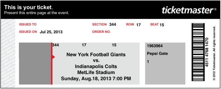 Giants Colts 2013